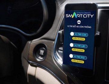 App tim cho trong va dau xe thong minh 360x280 - Vinhomes Smart City Tây Mỗ | Bảng Giá & Vị Trí Tiến Độ Metrolines 2021