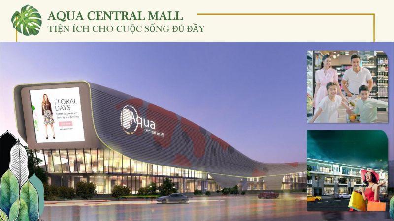 Aqua Center Mall - AQUA CITY