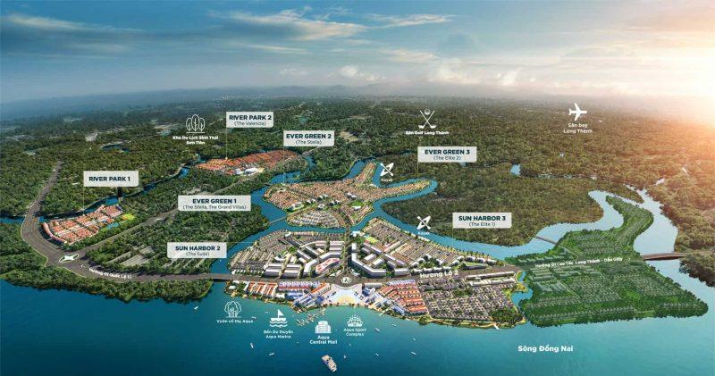Aqua City có những ưu điểm gì nổi bật?