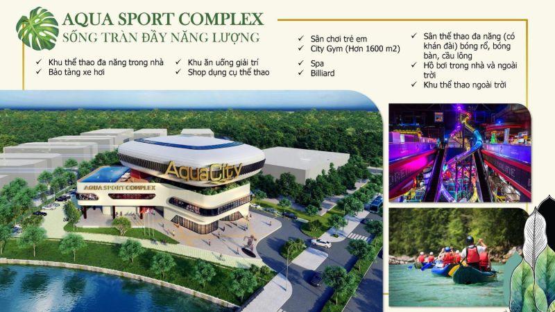 Aqua Sport Complex - AQUA CITY