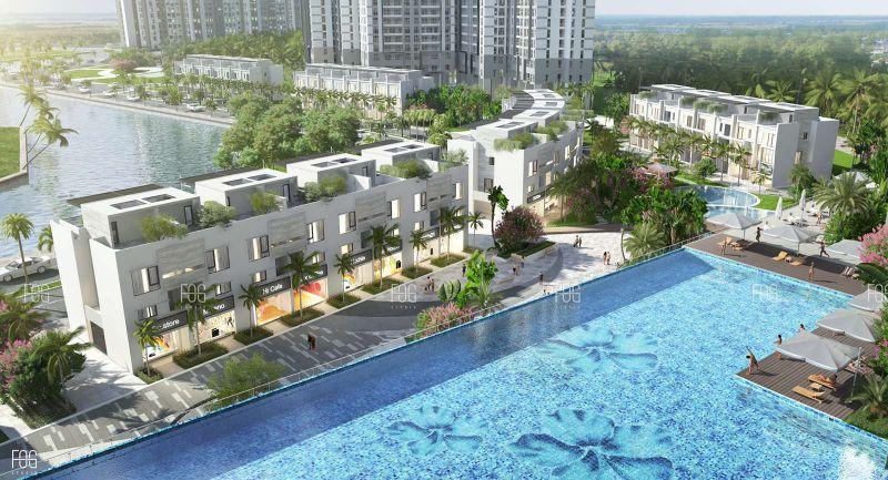 Be boi 4 mua ngay gan Chung cu Sky Oasis Ecopark - SKY OASIS ECOPARK