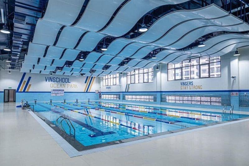 Be boi trong nha tai Vinschool – Vinhomes Ocean Park - Vinhomes Smart City Tây Mỗ | Bảng Giá & Vị Trí Tiến Độ Metrolines 2021