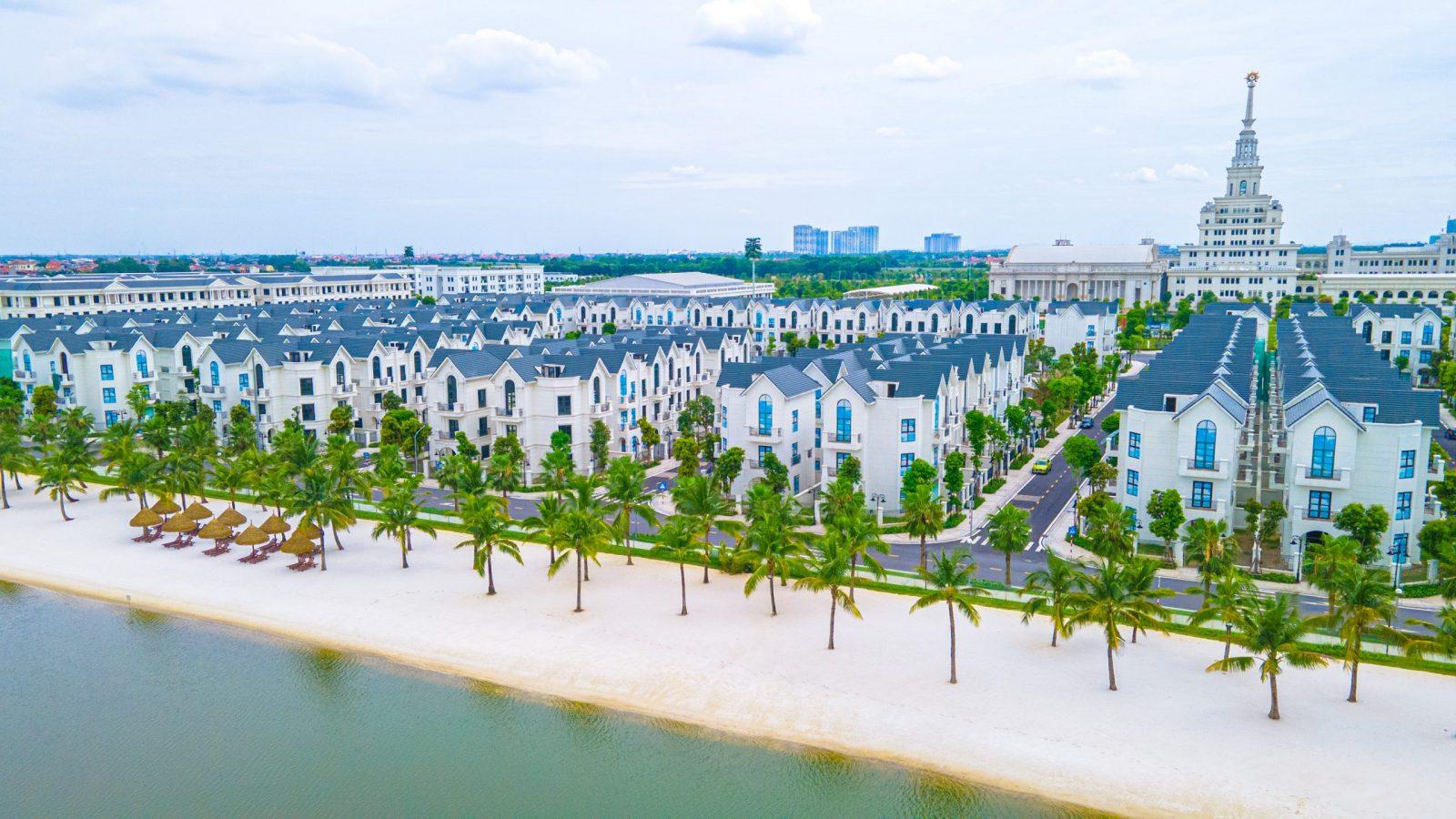 Biệt thự San Hô Vinhome Ocean Park