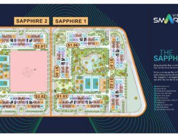 Cac can ho duoc thiet ke layout chu U hoac hinh chu Z 360x280 - Vinhomes Smart City Tây Mỗ | Bảng Giá & Vị Trí Tiến Độ Metrolines 2021