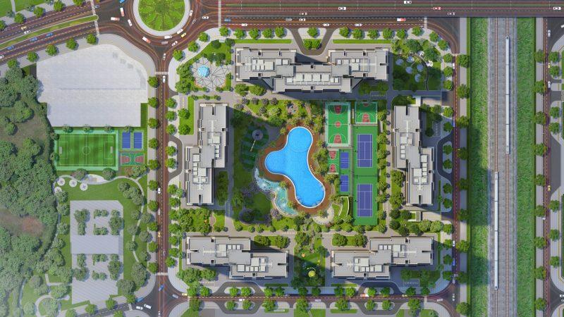 Các tiện ích Grand Sapphire Vinhomes Smart city
