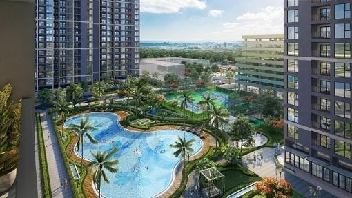 Can ho Vinhomes Ruby dang cap hien dai - Vinhomes Smart City Tây Mỗ | Bảng Giá & Vị Trí Tiến Độ Metrolines 2021