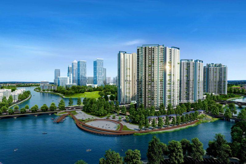 Du an Sky Oasis Ecopark do cong ty Viet Hung lam chu dau tu - SKY OASIS ECOPARK