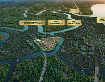 Grand Villas la phan khu dac biet cua du an Aqua City 360x280 - AQUA CITY