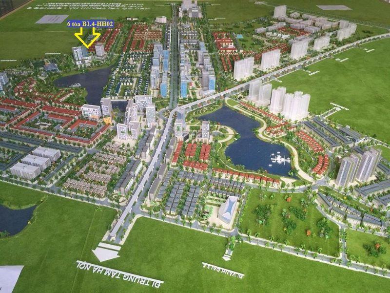 Ha tang khu Thanh Ha A va Thanh Ha B da lam xong tuong doi - KHU ĐÔ THỊ THANH HÀ