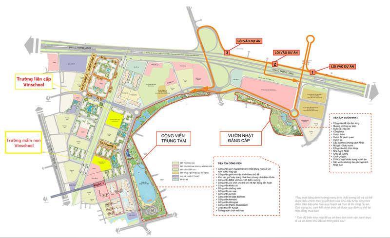 He thong truong lien cap Vinschool la tien ich hang dau tai Vinhomes Smart City - Vinhomes Smart City Tây Mỗ | Bảng Giá & Vị Trí Tiến Độ Metrolines 2021