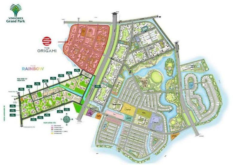 Khu The Origami - Vinhomes Grand Park Quận 9   Tiến Độ & Giá Bán Mới Nhất 2021