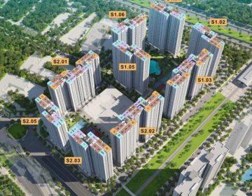 Khu chung cu cua Vinhomes Smart City Tay Mo Dai Mo bao gom 49 toa thap 360x280 - Vinhomes Smart City Tây Mỗ | Bảng Giá & Vị Trí Tiến Độ Metrolines 2021