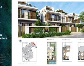 Mat bang Biet thu song lap 10×20 tai phan khu Phoenix South Aqua City 360x280 - AQUA CITY