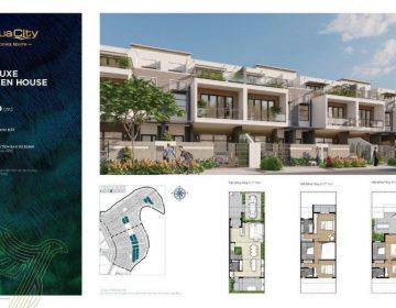 Mat bang Nha pho 8×20 tai phan khu Phoenix South Aqua City 360x280 - AQUA CITY