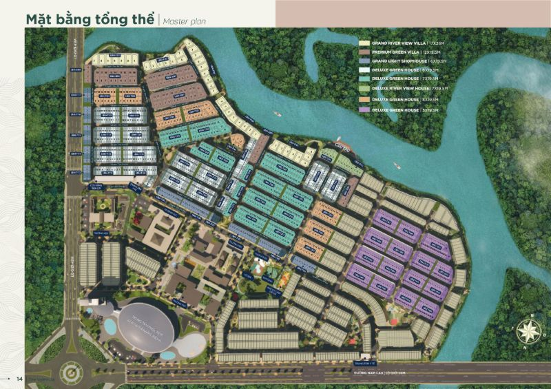Mat bang tong the cua Valencia - AQUA CITY