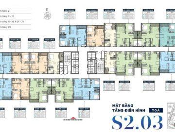 Phan khu Sapphire 2 co dien tich da dang gia tam trung 1 360x280 - Vinhomes Smart City Tây Mỗ | Bảng Giá & Vị Trí Tiến Độ Metrolines 2021
