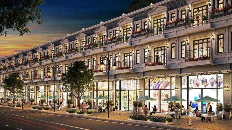 Shophouse Louis City Hoang Mai mang den co hoi kinh doanh vang - LOUIS CITY HOÀNG MAI