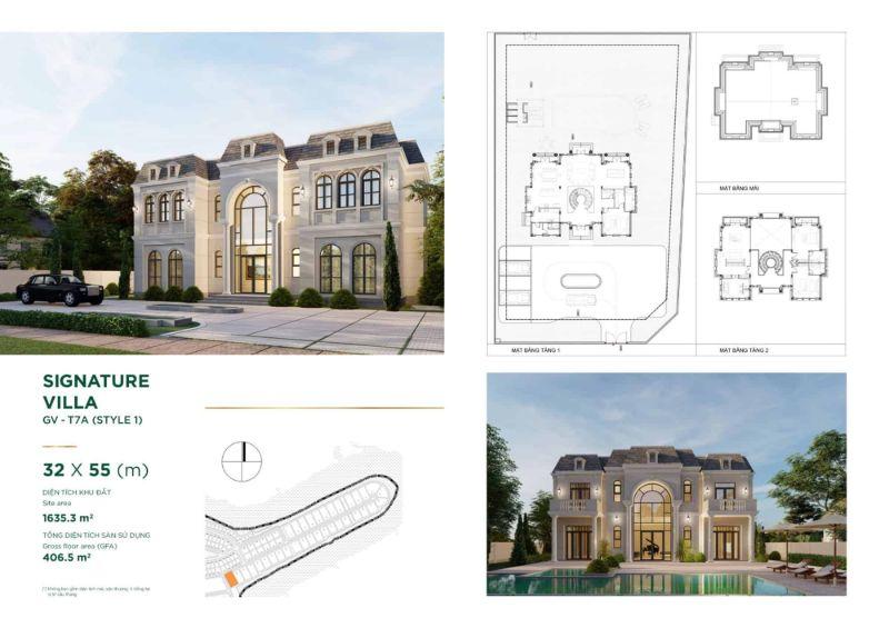 Signuture Villa Style 1 - AQUA CITY
