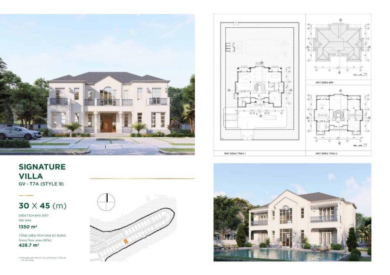 Signuture Villa Style 9 - AQUA CITY