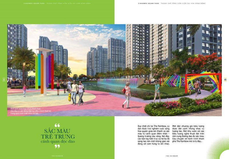 Tien ich noi khu dang cap - Vinhomes Grand Park Quận 9   Tiến Độ & Giá Bán Mới Nhất 2021
