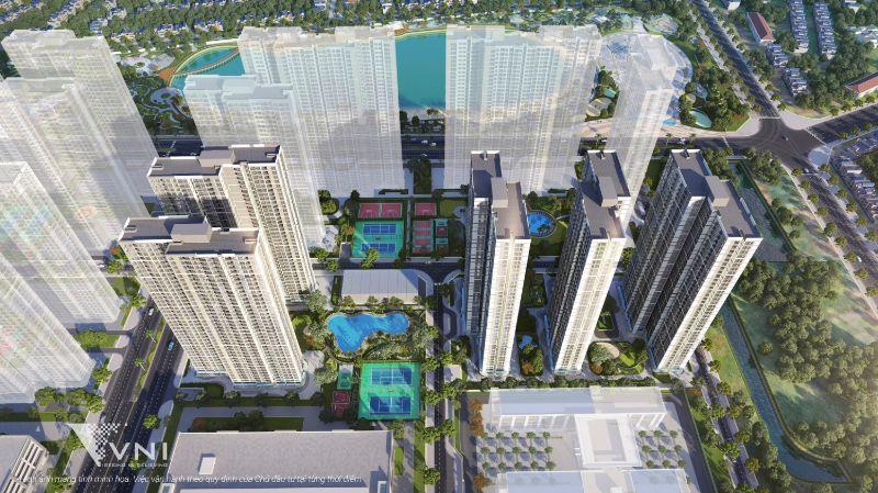 Vinhomes Diamond la san pham dat gia nhat cu du an - Vinhomes Smart City Tây Mỗ | Bảng Giá & Vị Trí Tiến Độ Metrolines 2021