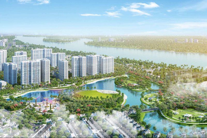 Vinhomes Grand Park la khu do thi thong minh dang cap hang dau Viet Nam 1 - Vinhomes Grand Park Quận 9   Tiến Độ & Giá Bán Mới Nhất 2021