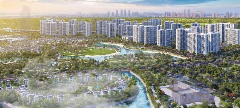 Vinhomes Grand Park la noi giao thoa giua 2 dong song - Vinhomes Grand Park Quận 9   Tiến Độ & Giá Bán Mới Nhất 2021