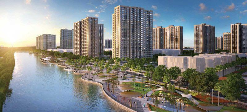 Vinhomes Grand Park mo ban cac dong san pham theo tung dot khac nhau - Vinhomes Grand Park Quận 9   Tiến Độ & Giá Bán Mới Nhất 2021