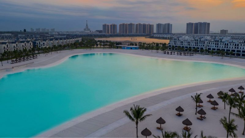 Vinhome Ocean Park có nhiều dòng sản phẩm khác nhau, nhiều phân khu, nhiều căn hộ với diện tích cũng khác nhau