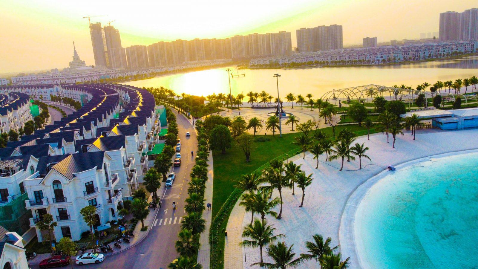 Vinhomes Ocean Park là khu đô thị văn minh hiện đại mang đẳng cấp Quốc tế