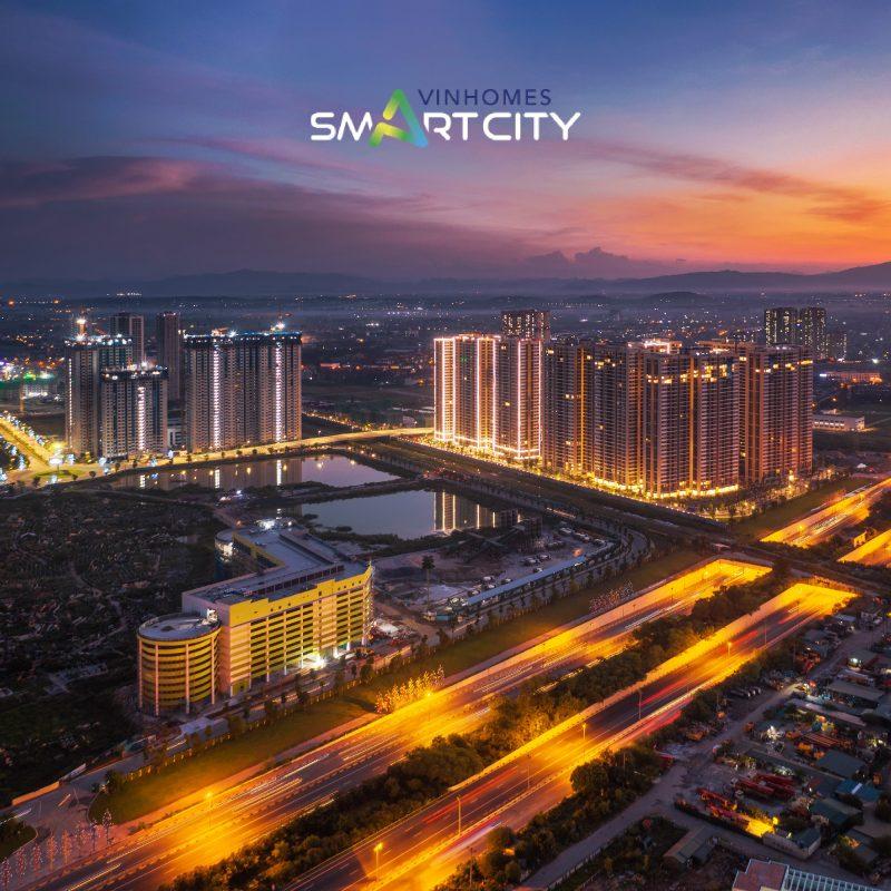 Vinhomes Smart City đang dần thành hình rõ nét hơn