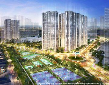 Vinhomes Smart City la khu do thi thong minh dang cap nhat Viet Nam 1 360x280 - VINHOMES SMART CITY