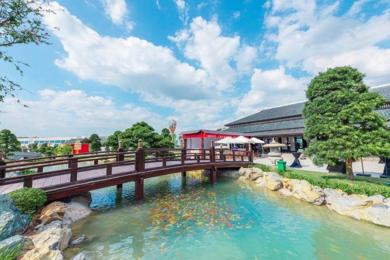 Vuon Nhat Smart City dang cap hang dau Dong Nam A rong 6 1ha - Vinhomes Smart City Tây Mỗ | Bảng Giá & Vị Trí Tiến Độ Metrolines 2021