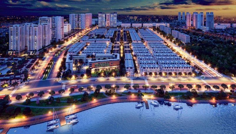 du an Louis City Hoang Mai duoc thiet ke theo phong cach Chau Au tan co dien - LOUIS CITY HOÀNG MAI