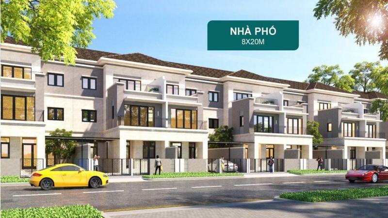 nha pho - AQUA CITY