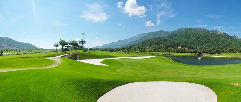 Sân golf 36 lỗ xứng tầm đẳng cấp