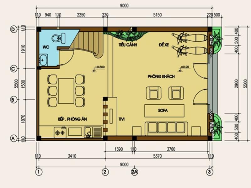 Ban ve thiet ke mat bang - Tìm hiểu quy trình cấp giấy chứng nhận quyền sở hữu nhà ở chung cư