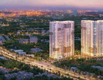 Mat bang Opal Boulevard Pham Van Dong gom 2 block cao 35 tang 360x280 - OPAL BOULEVARD