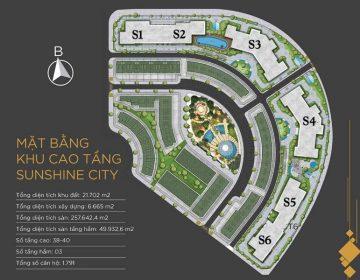 Mat bang du an can ho Sunshine City quan 7 nam tren dien tich gan 10ha 2 360x280 - SUNSHINE CITY