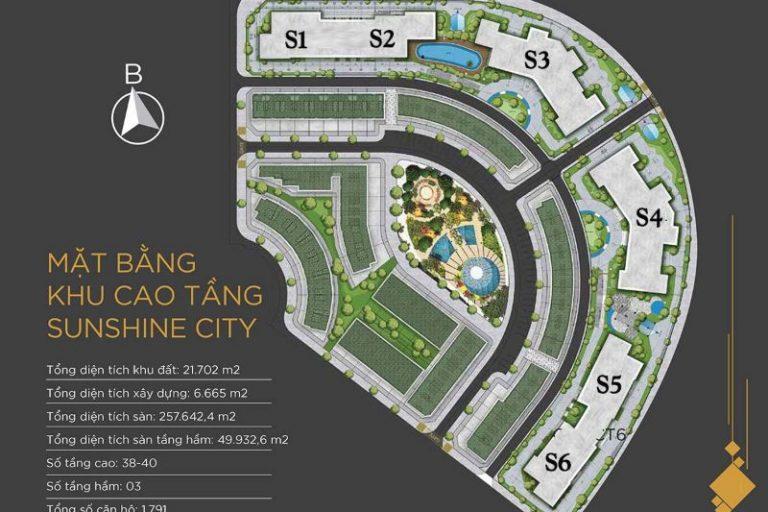 Mat-bang-du-an-can-ho-Sunshine-City-quan-7-nam-tren-dien-tich-gan-10ha