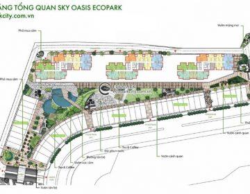 Mat bang tong the du an Sky Oasis Ecopark 360x280 - SKY OASIS ECOPARK