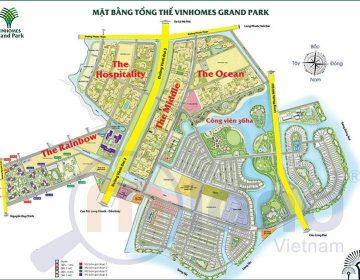 Mat bang tong the khu do thi Vinhomes Grand Park 360x280 - Vinhomes Grand Park Quận 9   Tiến Độ & Giá Bán Mới Nhất 2021
