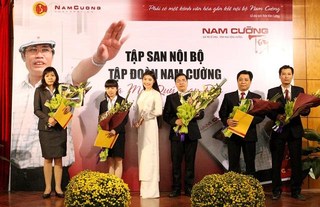 Nam Cuong group Xay dung tuong lai phat trien - Tập Đoàn Nam Cường Group
