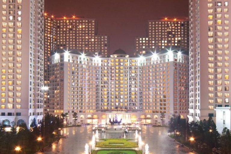 Royal City - thành phố Châu Âu uy nghi, tráng lệ giữa lòng Hà Nội