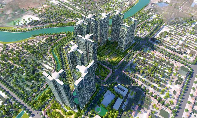 Sunshine City Saigon quan 7 duoc xay dung o mot trong nhung khu vuc sam uat nhat Sai Gon - SUNSHINE CITY