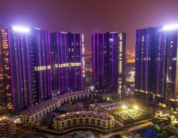Tong dien tich Sunshine City Sai Gon len den 9 9 ha voi 9 toa thap xen ke nhau 360x280 - SUNSHINE CITY
