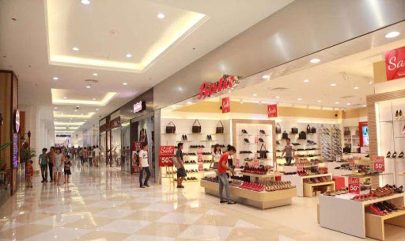 Trung tam thuong mai Vincom Mega Mall - ROYAL CITY VINCOM MEGA MALL