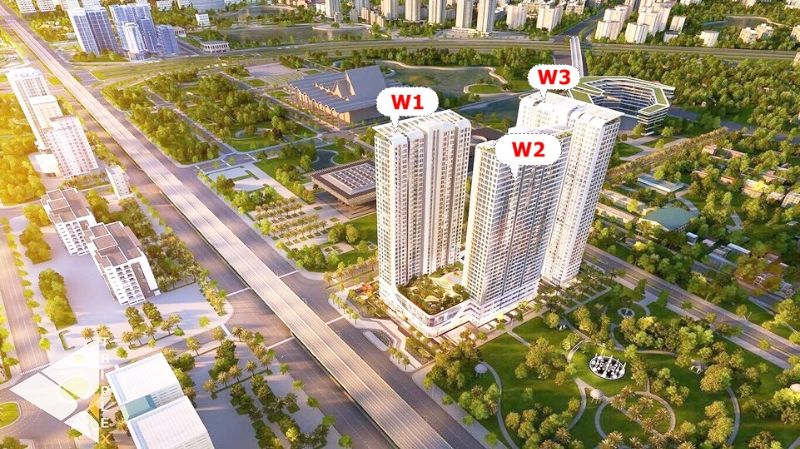 Vinhome West Point so huu vi tri vo cung dep 1 - VINHOMES WEST POINT