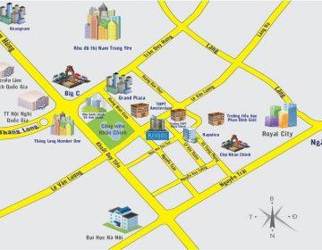 cu dan Royal City Ha Noi de dang ket noi voi moi khu vuc cua thanh pho 1 360x280 - ROYAL CITY VINCOM MEGA MALL
