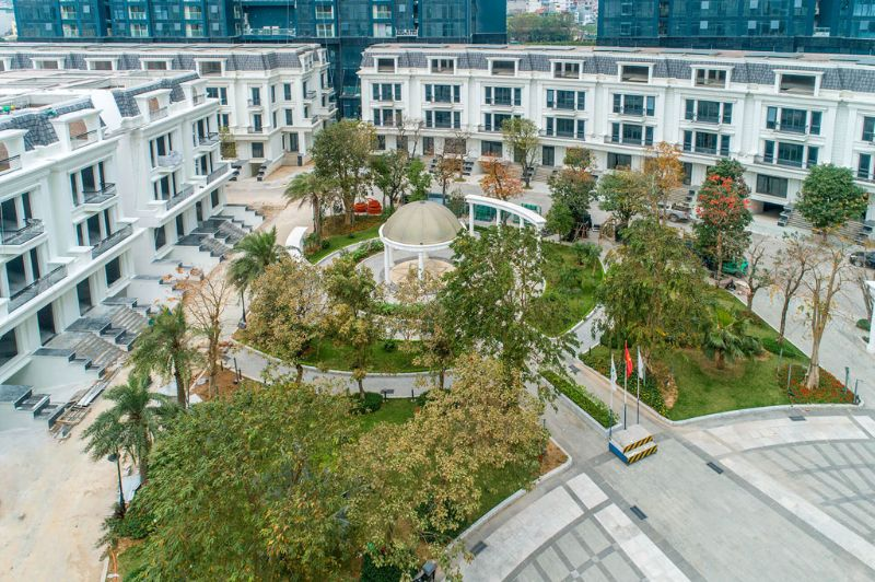 du an Sunshine City Saigon duoc tan huong khong gian thoang mat quanh nam tu dong song Ca Cam - SUNSHINE CITY